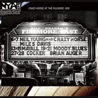 Neil Young und Crazy Horse - Live At The Filmore East